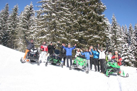 Ski Doo Events